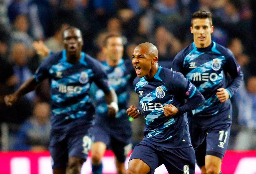 FC Porto - FC Basel. Brahimi