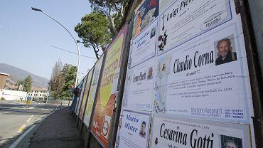 Pandemia koronawirusa. Opustoszałe ulice włoskiego miasta Alzano, 17 marca 2020
