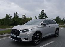 Opinie Moto.pl: DS7 Crossback E-Tense 4x4 - czy to pełnoprawny SUV klasy premium?