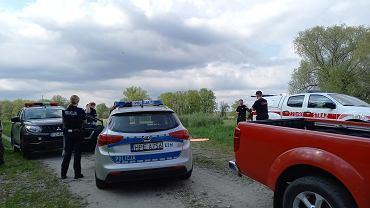 Policjanci, strażacy, żołnierze poszukują dwóch chłopców ze wsi Ledno w Lubuskiem.