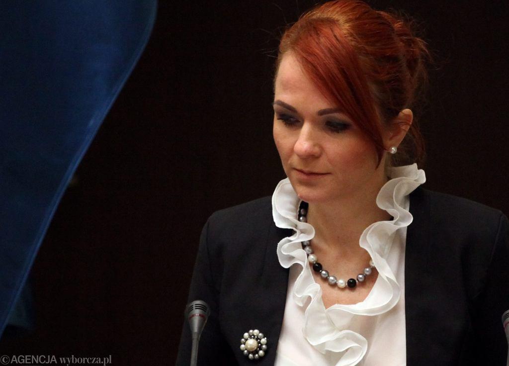 Agnieszka Kaczmarska. Zdjęcie ilustracyjne