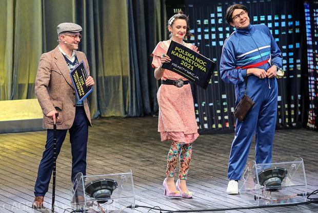 Zdjęcie numer 14 w galerii - Noc kabaretowa na Kadzielni.  Publiczność nie zawiodła, artyści też nie [ZDJĘCIA]
