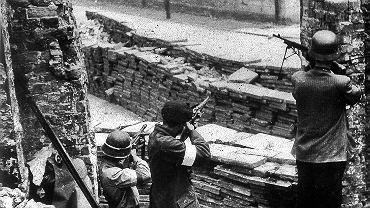 Powstanie Warszawskie, walki oddziału Baszta