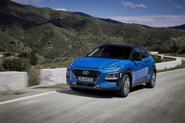 Hyundai Kona Hybrid wkracza na polski rynek. Koreańska hybryda kosztuje 100 tysięcy złotych