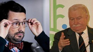 Jan Wróbel krytykuje Lecha Włęsę