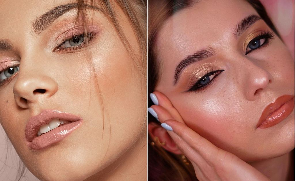 Makijaż z użyciem kosmetyków Face Booom