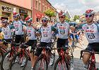 Kolarze ekipy Bjorga Lambrechta mogą kontynuować jazdę w Tour de Pologne