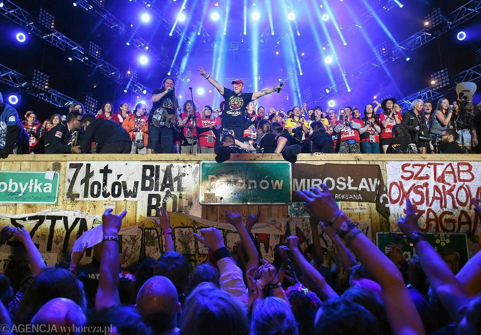 Zdjęcie numer 1 w galerii - Przystanek Woodstock 2017 nie dostanie pozytywnej opinii ws. bezpieczeństwa - zapowiada Błaszczak