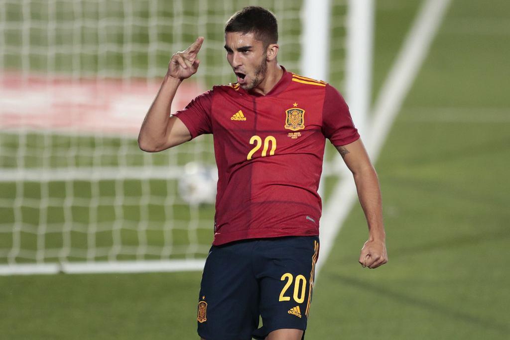 Hiszpania. Euro 2021