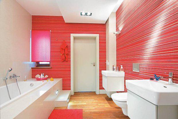 Co Zamiast Glazury W łazience łazienka Bez Płytek