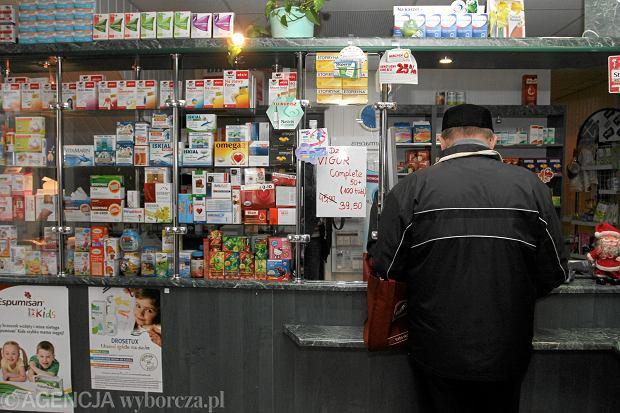 Chorobliwy brak leków w polskich aptekach