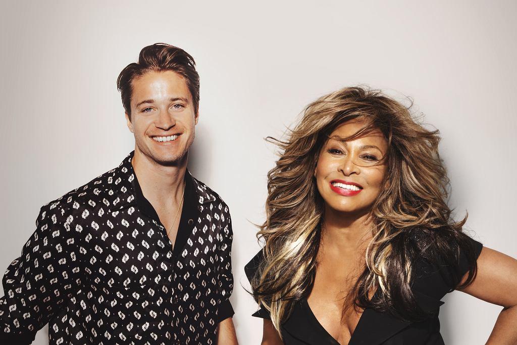 Tina Turner i Kygo