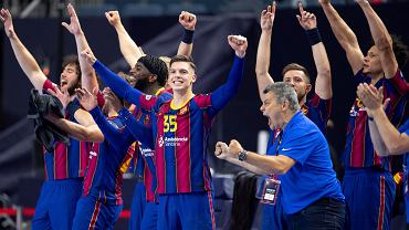 Barcelona znów najlepsza w Lidze Mistrzów.