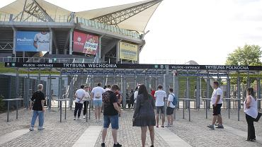 Legia Warszawa informuje: dodatkowe bilety tylko dla zaszczepionych