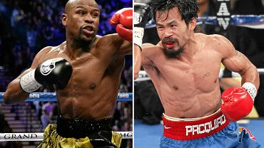 Floyd Mayweather Jr. i Manny Pacquiao