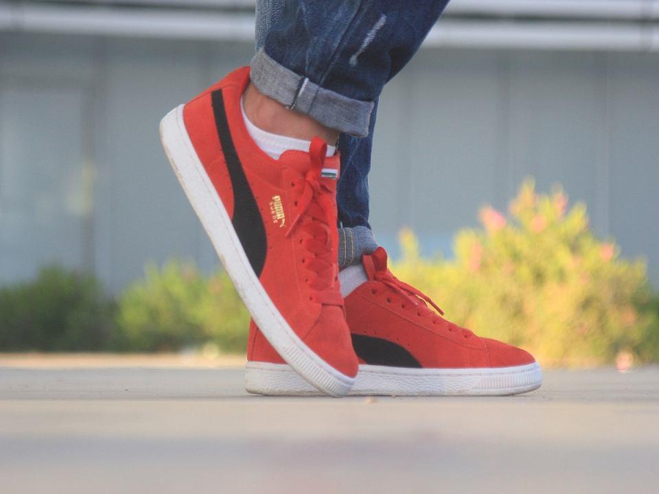 Sneakersy Puma Buty Dla Milosnikow Sportu