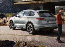 Luksusowy VW Touareg ma trzy rzeczy, których nie ma konkurencja. No i nową cenę