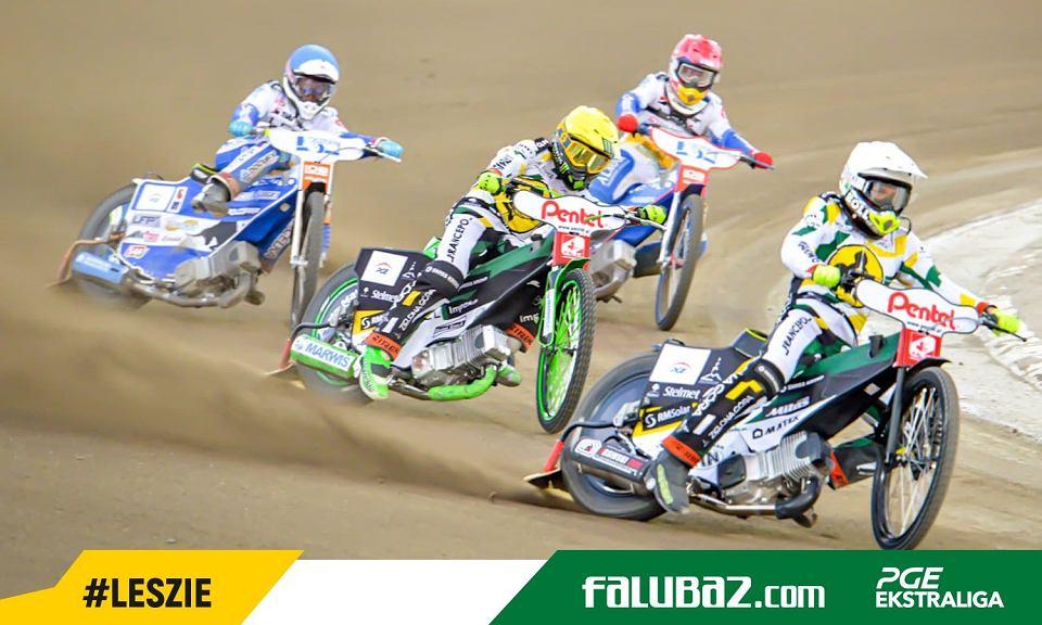 Zdjęcie z meczu RM Solar Falubaz Zielona Góra - Fogo Unia Leszno