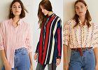 Kolorowe koszule damskie ze znanych sieciówek