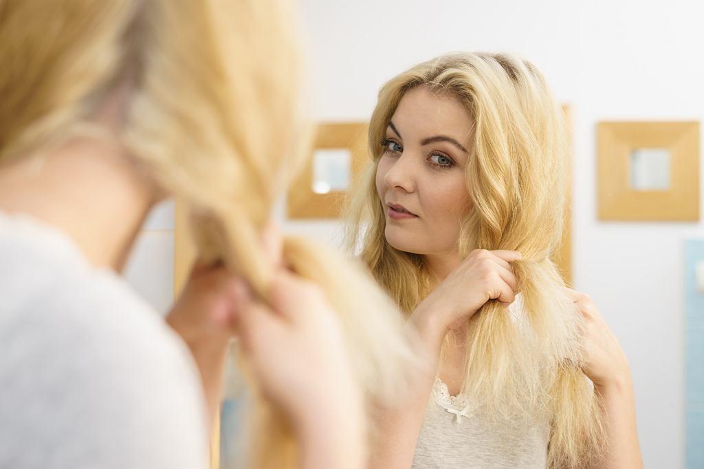 Dbanie o zdrowe włosy po ciąży