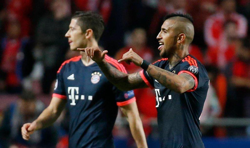 Atletico - Bayern. Transmisja TV, relacja online, stream na żywo