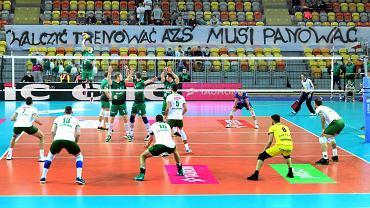 Mecz Plus Ligi AZS Częstochowa - BBTS Bielsko-Biała