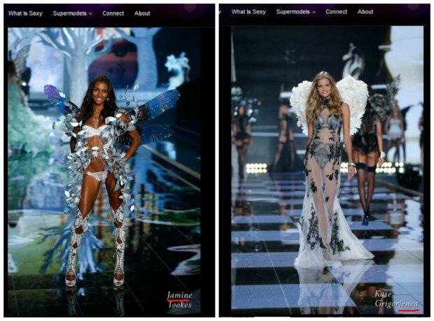 Literówki na blogu Victoria's Secret - zbyt wiele Aniołków, żeby zapamiętać ich imiona i nazwiska?