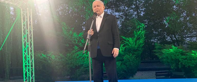 Kaczyński o wizji Polski, gdy wygra PiS: Będzie lepiej niż na zachodzie