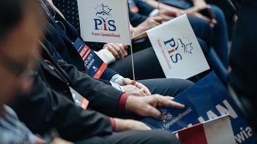 Konwencja wyborcza PiS w Gdańsku