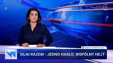 'Wiadomości' TVP z 17.09.2019