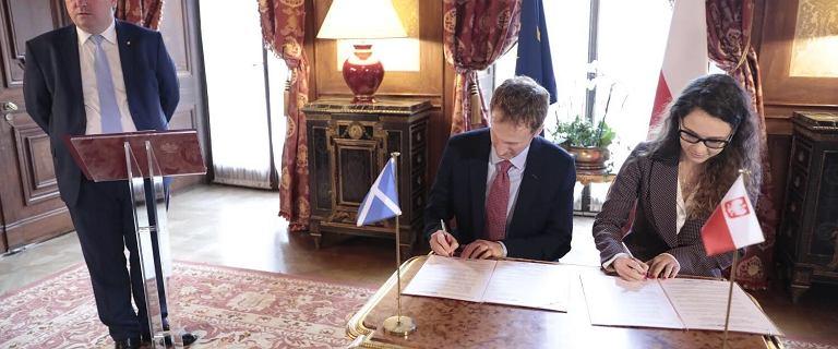 Polska i Szkocja będą wspólnie modernizować e-administrację