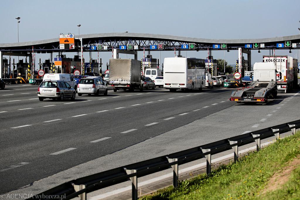 Ministerstwo Finansów pracuje nad likwidacją szlabanów na państwowych autostradach