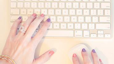 Ręce i paznokcie gotowe do pracy!