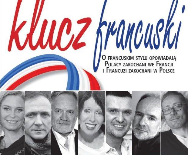 Okładka 'Klucz francuski'