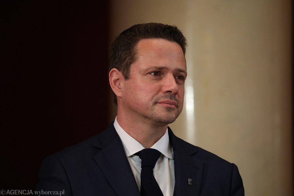 Rafał Trzaskowski o podwyżkach prądu w Warszawie