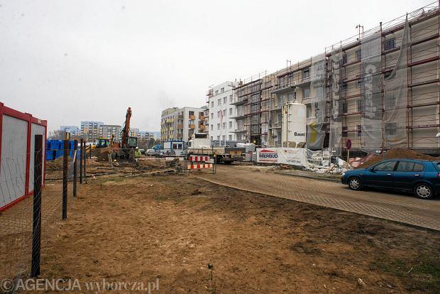Zdjęcie numer 2 w galerii - W Fordonie już budują nowe osiedle. Zamieszka tu aż 600 rodzin