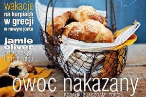 Sierpniowy numer magazynu Kuchnia już w sprzedaży!