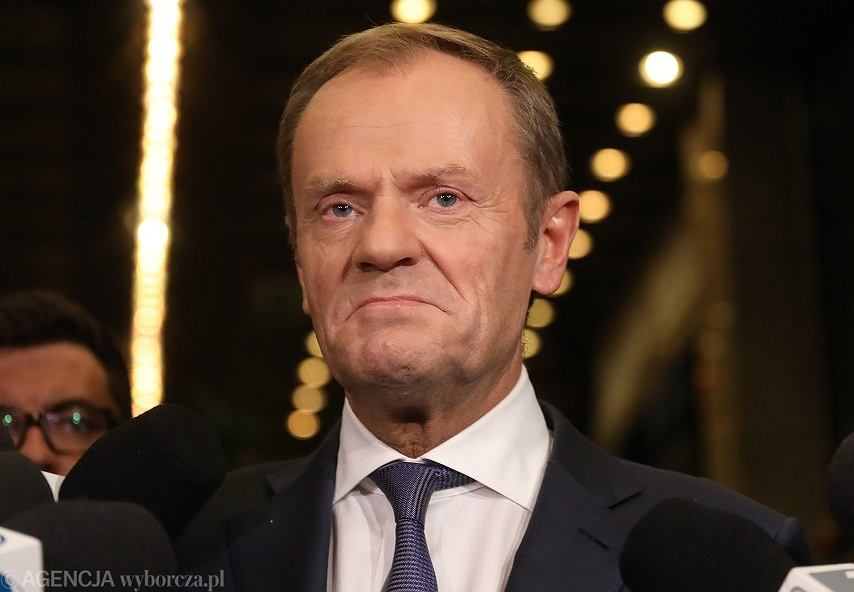 Przewodniczący Rady Europejskiej Donald Tusk