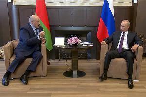 Putin obiecał dolary, ale Łukaszenka dostanie ruble