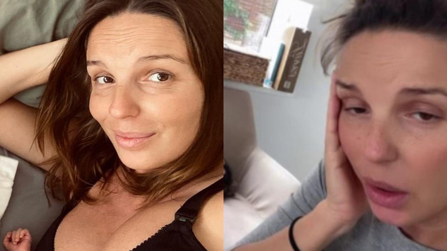 Agnieszka Włodarczyk wprost o problemach po porodzie