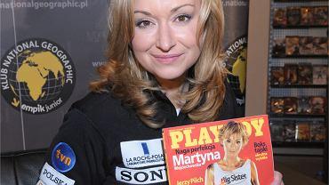 Martyna Wojciechowska wystąpiła na okładce Playboya. Dzisiaj by tego nie zrobiła. Żałuje? [PLOTEK EXCLUSIVE]
