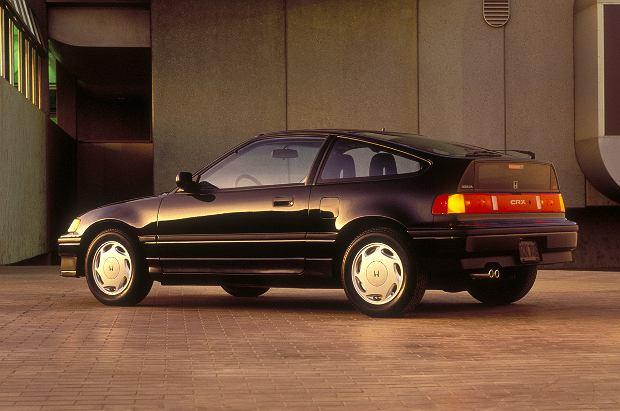 Honda CRX Si 1988 (USA)