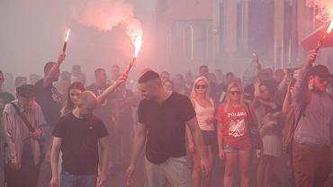 Obchody rocznicy powstania warszawskiego we Wrocławiu