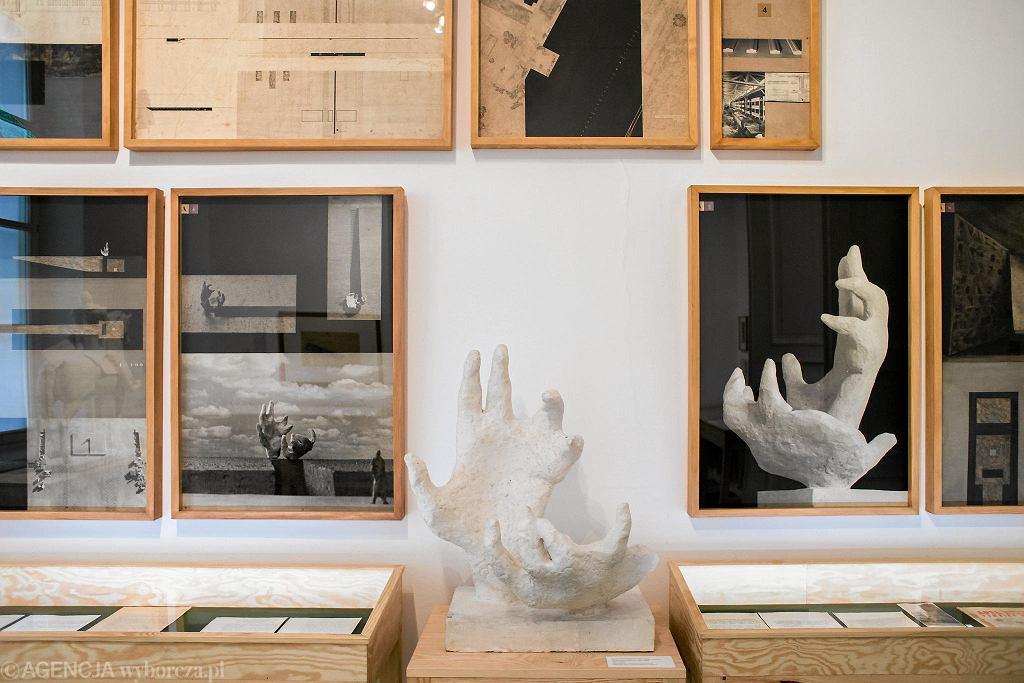 Wystawa 'Pomnik. Europa Środkowo-Wschodnia 1918-2018' w Muzeum Rzeźby w Królikarni. / JĘDRZEJ NOWICKI