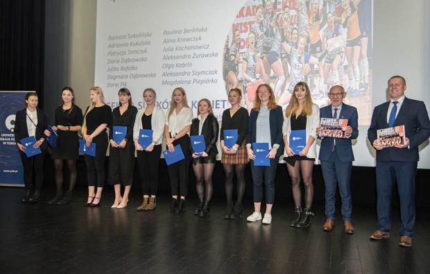 Zdjęcie numer 0 w galerii - Pierwsza Gala Sportu Uniwersyteckiego w Toruniu. Zawodnicy z UMK nagrodzeni
