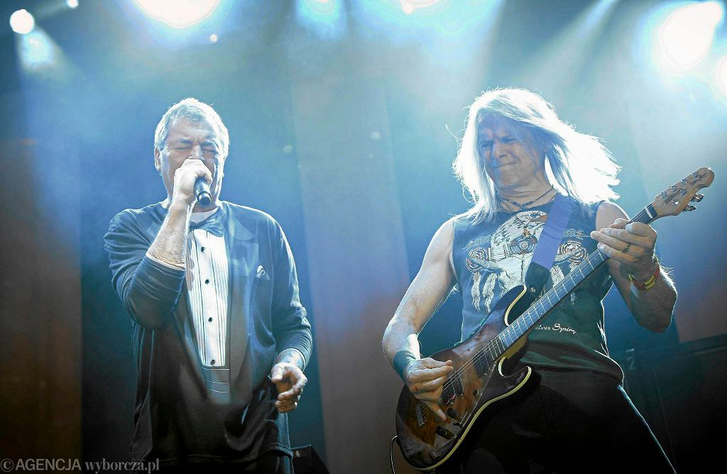 / Deep Purple Fot. Grzegorz Celejewski / Agencja Gazeta