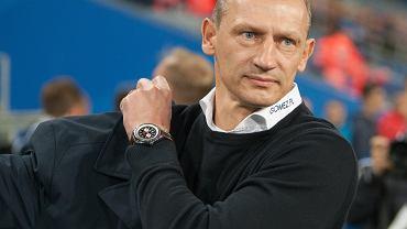 Trener Lecha Poznań zły na jedną rzecz po Benfice. Ta sytuacja zmieniła cały mecz