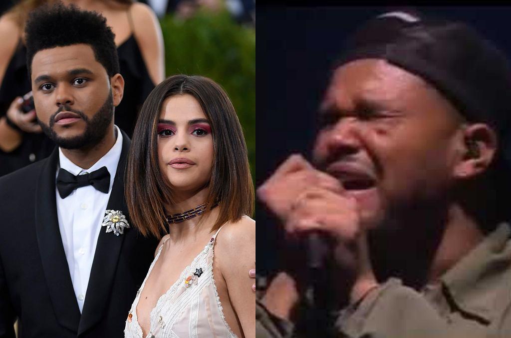 The Weeknd i Selena Gomez