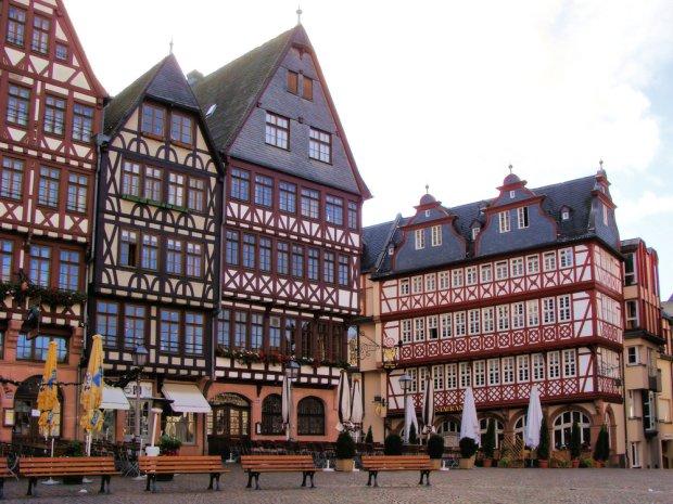 Frankfurt nad Menem, Fot. JeniFoto / shutterstock.com