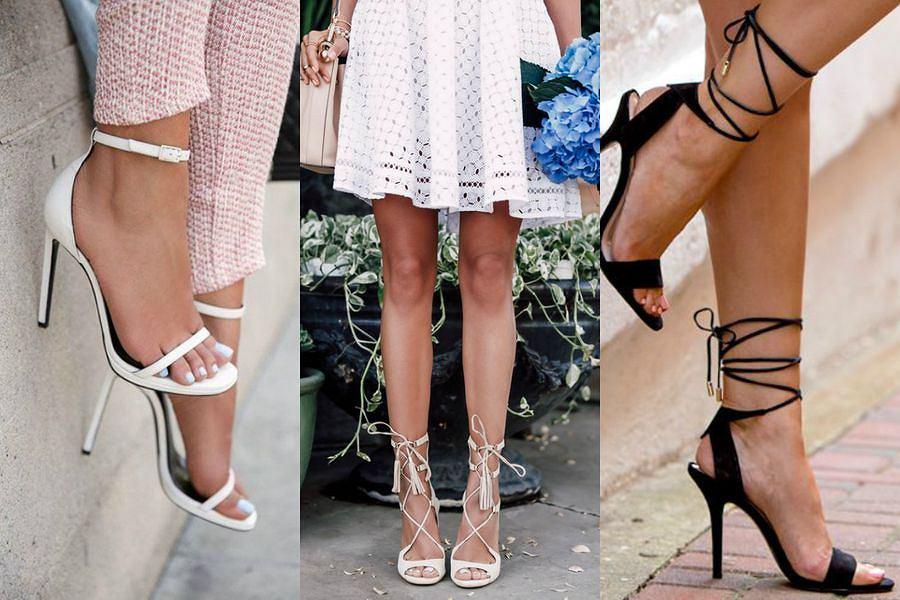 Sandały na wiosnę
